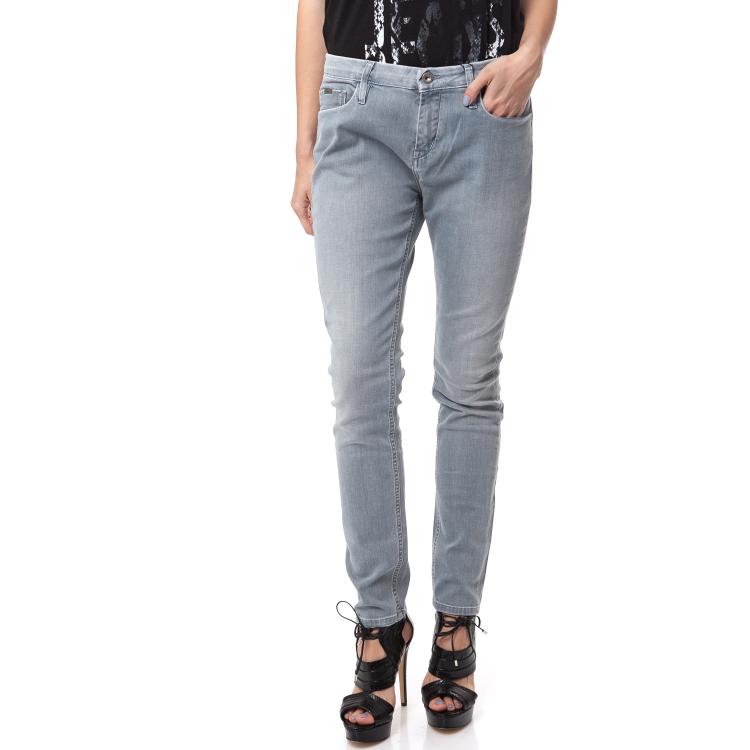 CALVIN KLEIN JEANS - Γυναικείο τζιν παντελόνι Calvin Klein Jeans γκρι