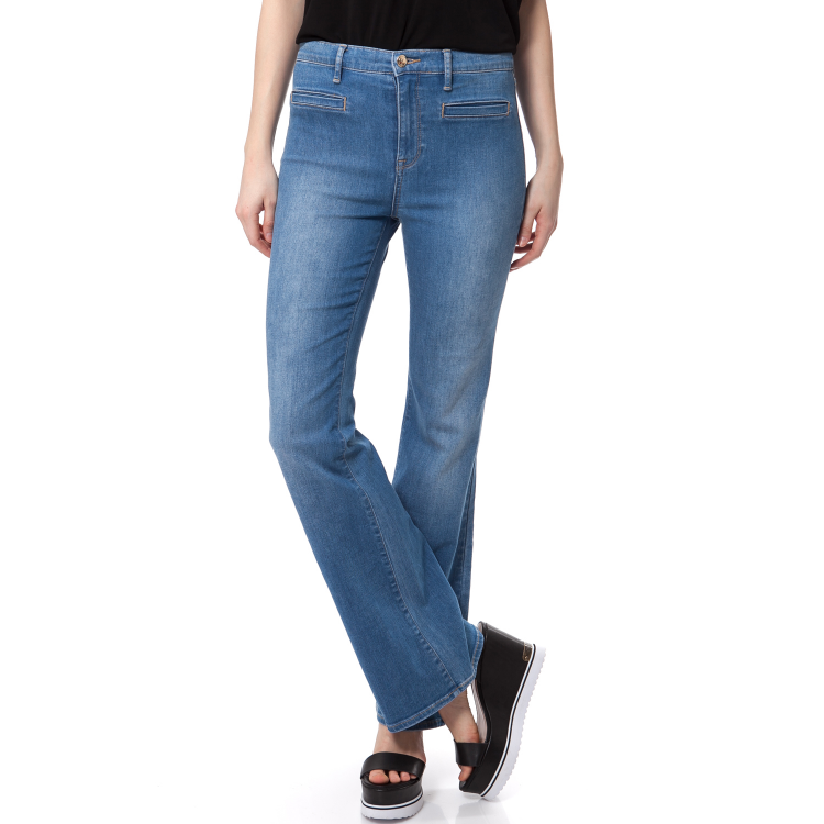 JUICY COUTURE - Γυναικείο τζιν παντελόνι Juicy Couture μπλε