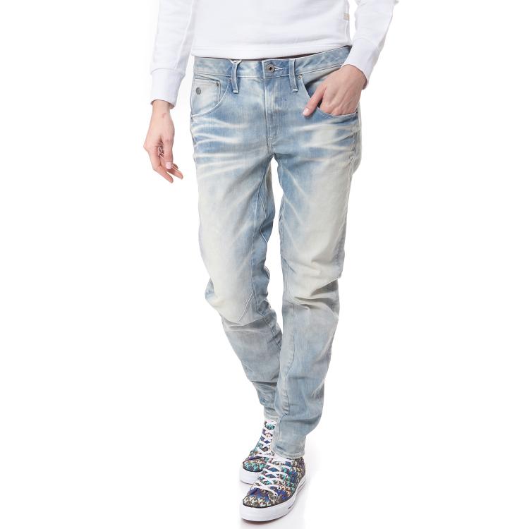 G-STAR RAW - Γυναικείο τζιν παντελόνι G-Star Raw μπλε