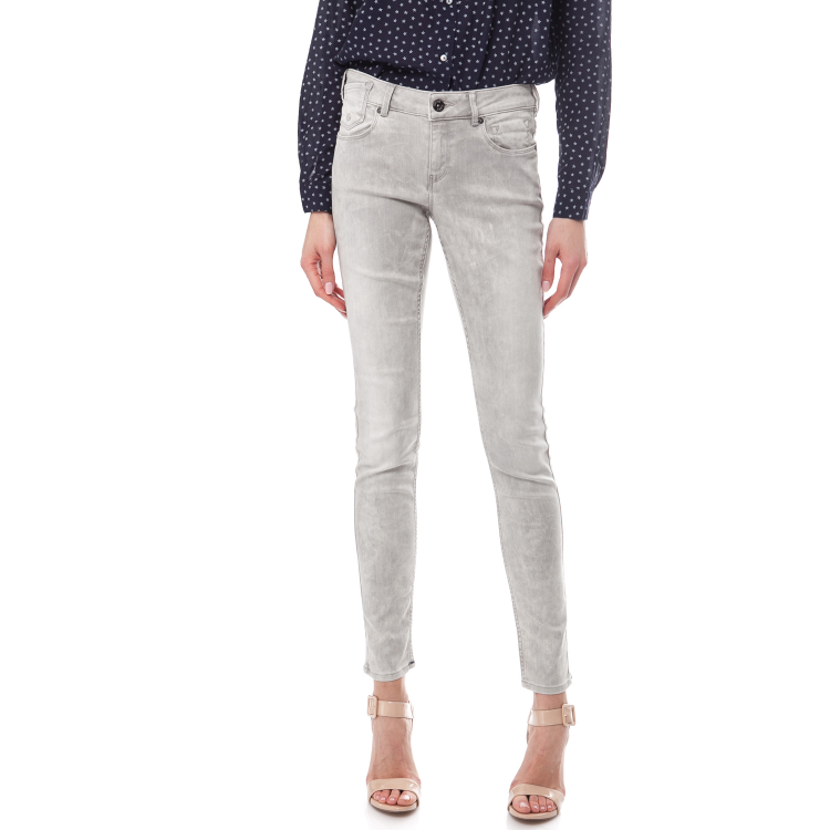 MAISON SCOTCH - Γυναικείο τζιν παντελόνι Maison Scotch γκρι