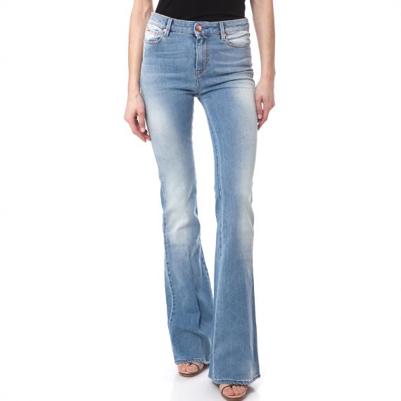GAS - Γυναικείο τζιν παντελόνι Gas μπλε