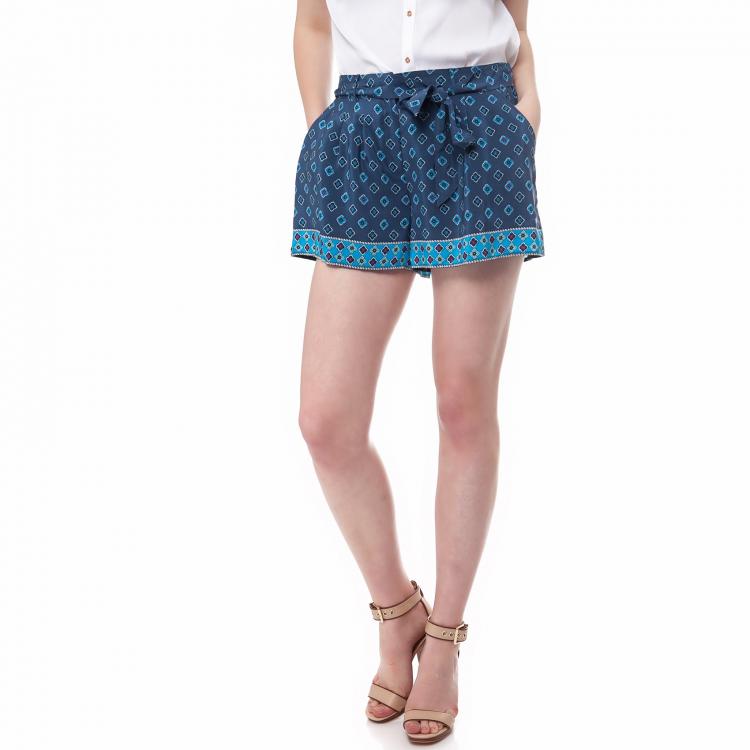 JUICY COUTURE - Γυναικείο σορτς Juicy Couture μπλε