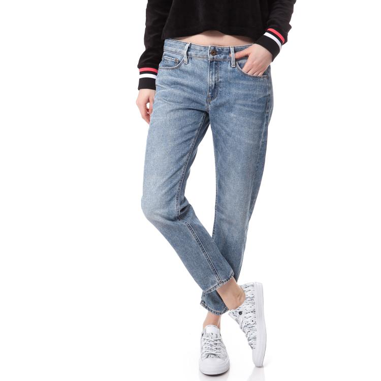 G-STAR - Γυναικείο τζιν παντελόνι 3301 G-Star Raw μπλε