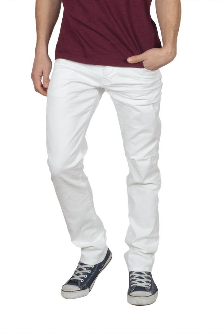 LTB Sawyer λευκό τζιν παντελόνι