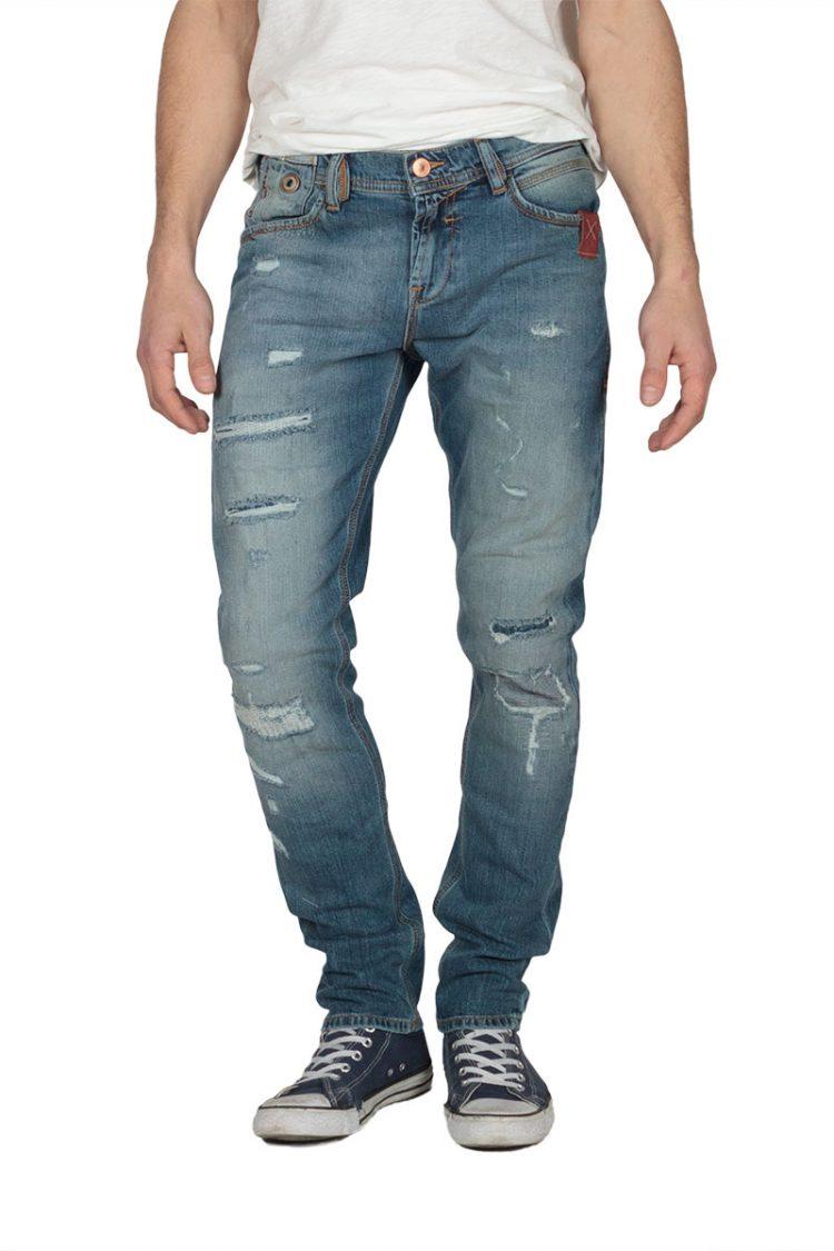 LTB Fabijan denim παντελόνι με σκισίματα