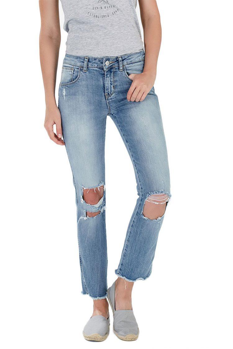 LTB Harmony jean παντελόνι με σκισίματα