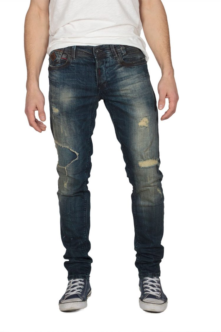 LTB Servanto παντελόνι με σκισίματα