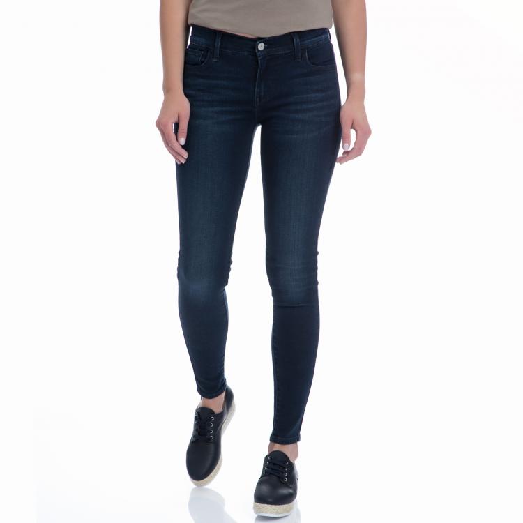 LEVIS - Γυναικείο τζιν παντελόνι LEVI'S μπλε