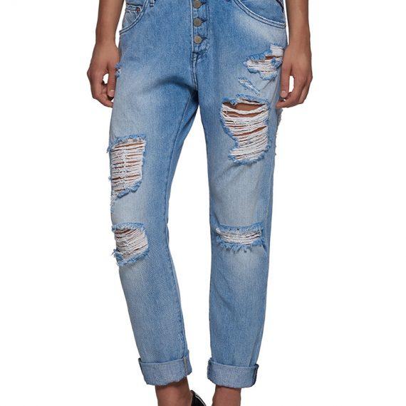 Replay Pilar γυναικείο boyfriend jeans