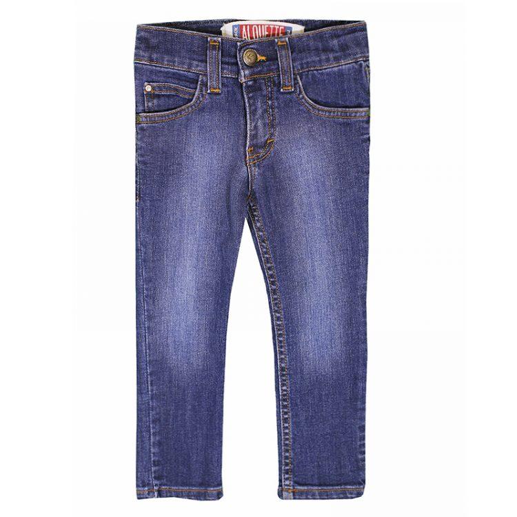 Παντελόνι τζιν (Αγόρι 2-5 ετών) 00211636