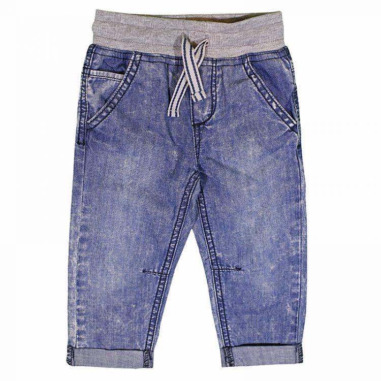 Παντελόνι τζιν (Αγόρι 9 μηνών-3 ετών) 00211640