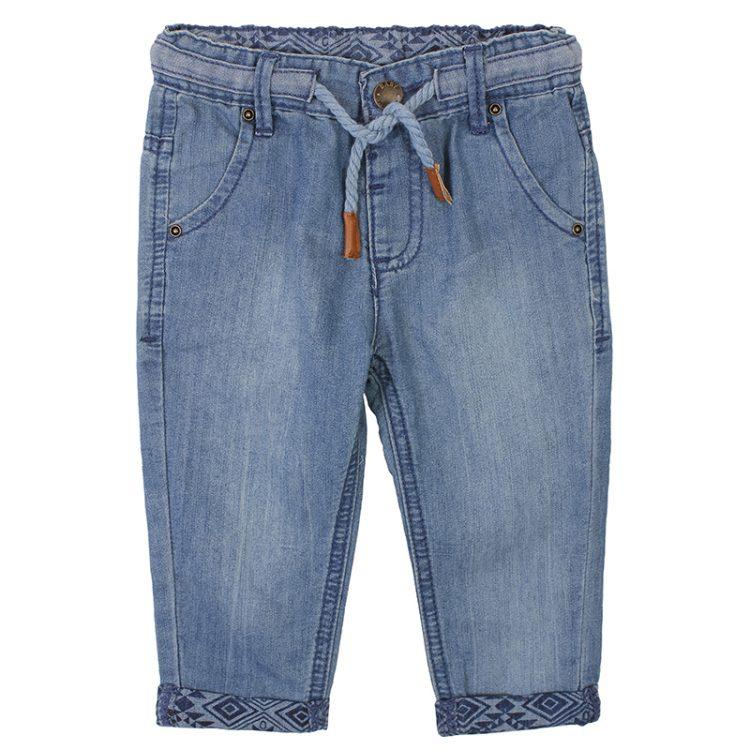 Παντελόνι τζιν (Αγόρι 12 μηνών-3 ετών) 00211716