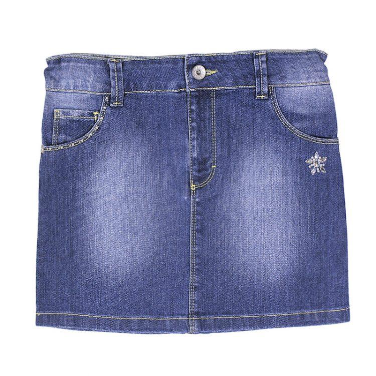 Φούστα τζιν (Κορίτσι 2-5 ετών) 00240954