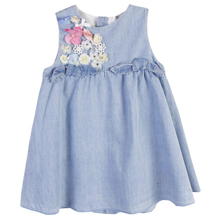 Φόρεμα τζιν (Κορίτσι 2-5 ετών) 00241064