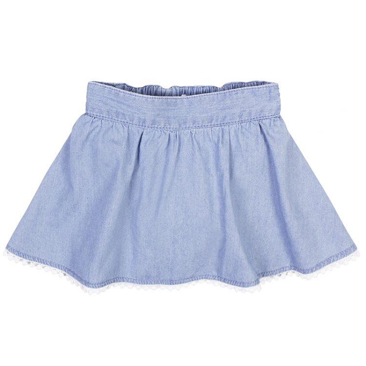 Φούστα τζιν (Κορίτσι 18 μηνών-3 ετών) 00241145