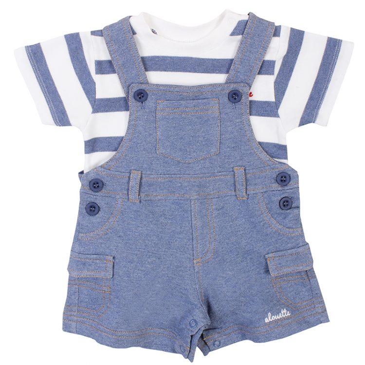 Σαλοπέτα (Αγόρι 3-12 μηνών) 00470474