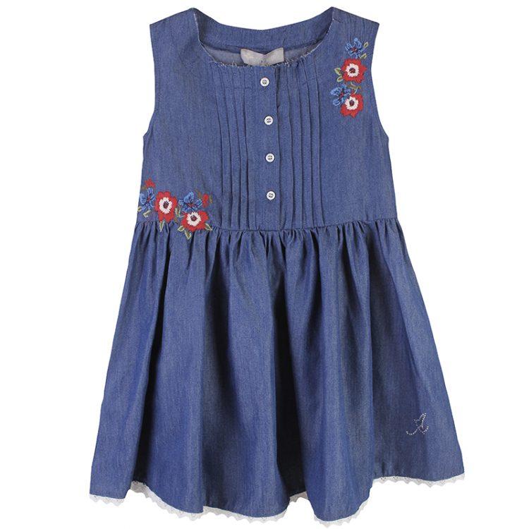 Φόρεμα τζιν (Κορίτσι 6-14 ετών) 00941465