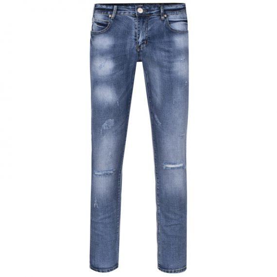 """Ανδρικό Παντελόνι Τζιν """"New Code"""" Max Tre"""