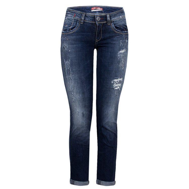 """Γυναικείο Τζιν Παντελόνι """"Terry"""" Edward Jeans"""
