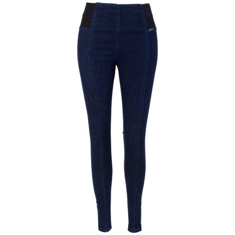 """Γυναικείο Τζιν Παντελόνι """"Blue Nadine"""" Edward Jeans"""