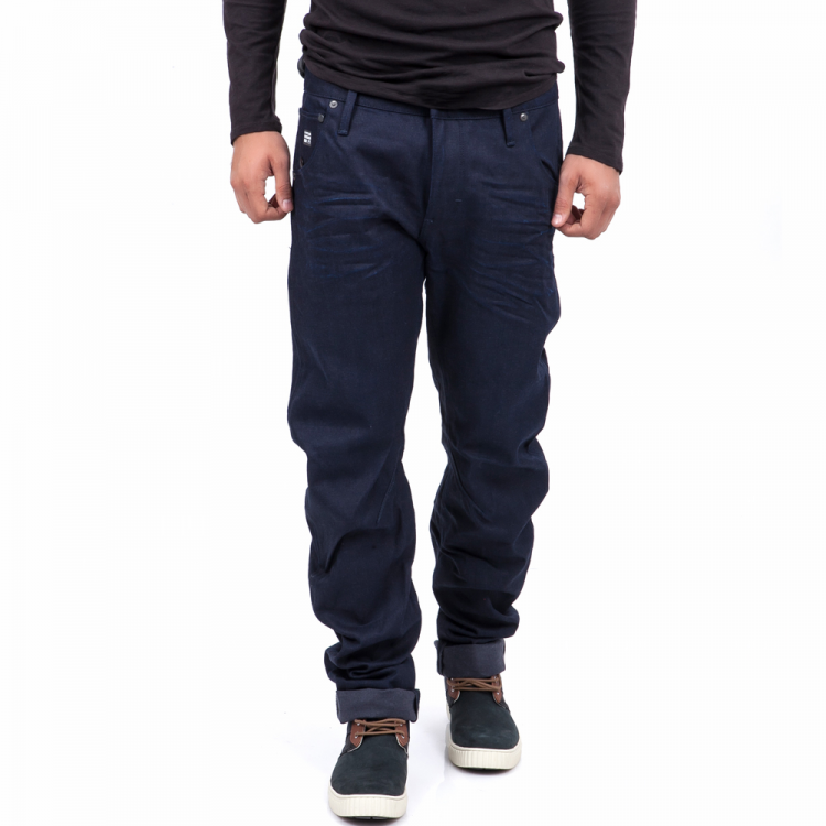G-STAR RAW - Ανδρικό παντελόνι G-STAR RAW μπλε