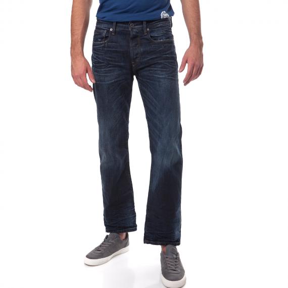 G-STAR RAW - Ανδρικό τζιν παντελόνι G-Star Raw 3301 μπλε