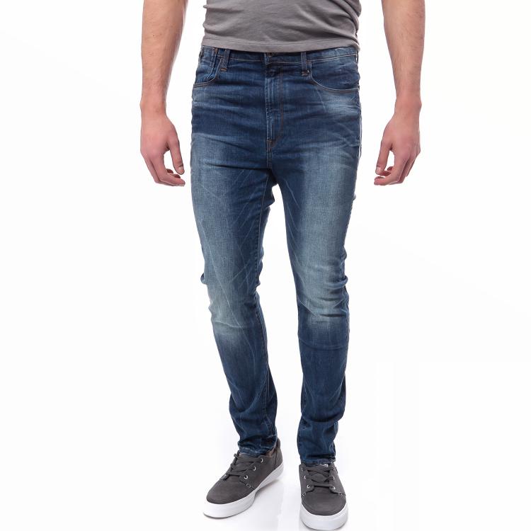 G-STAR RAW - Ανδρικό τζιν παντελόνι G-Star Raw μπλε