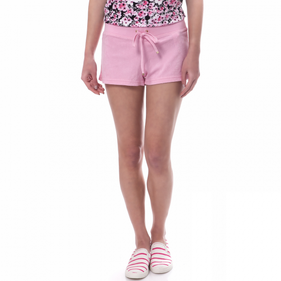JUICY COUTURE - Γυναικείο σορτς Juicy Couture ροζ