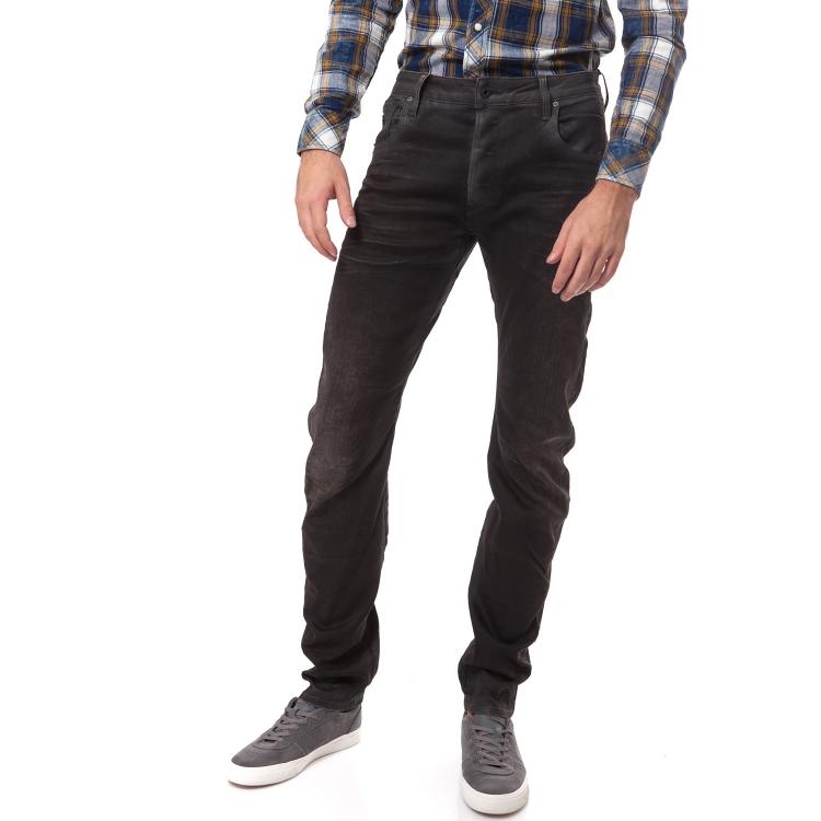 G-STAR RAW - Ανδρικό τζιν παντελόνι G-Star Raw μαύρο
