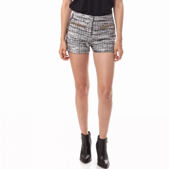 JUICY COUTURE - Γυναικείο σορτς Juicy Couture μαύρο