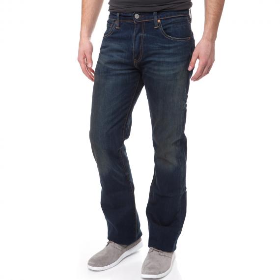 LEVI'S - Ανδρικό τζιν παντελόνι 527 Levi's μπλε