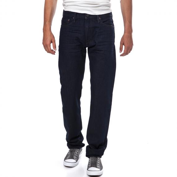 LEVI'S - Ανδρικό παντελόνι Levi's 504 μπλε