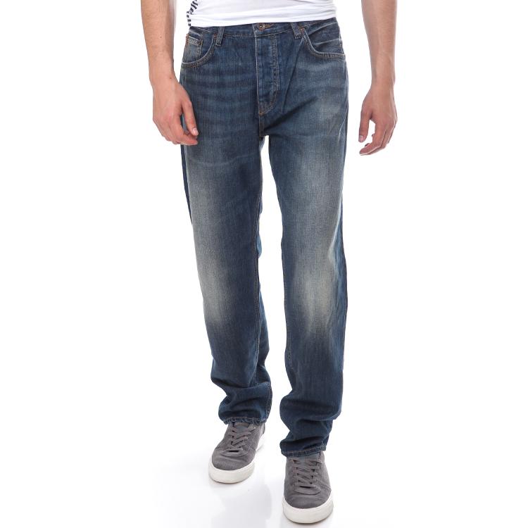 BEN SHERMAN - Τζιν παντελόνι BEN SHERMAN μπλε