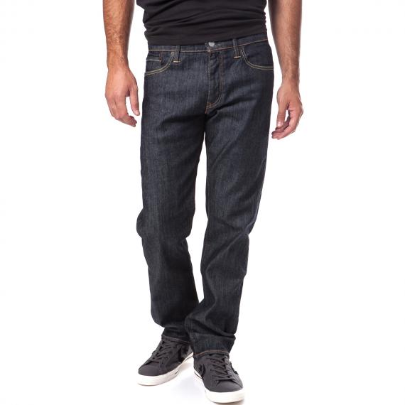 LEVI'S - Ανδρικό τζιν παντελόνι Levi's 504 μπλε