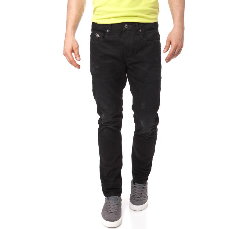 G-STAR RAW - Ανδρικό τζιν παντελόνι 3301 G-Star Raw μαύρο