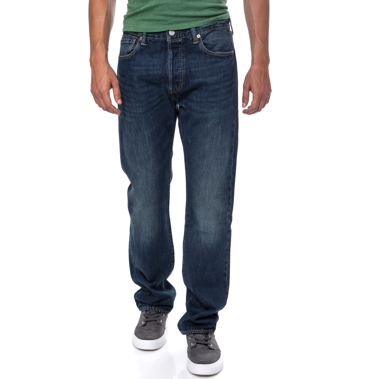 LEVI'S - Ανδρικό παντελόνι Levi's 501 μπλε