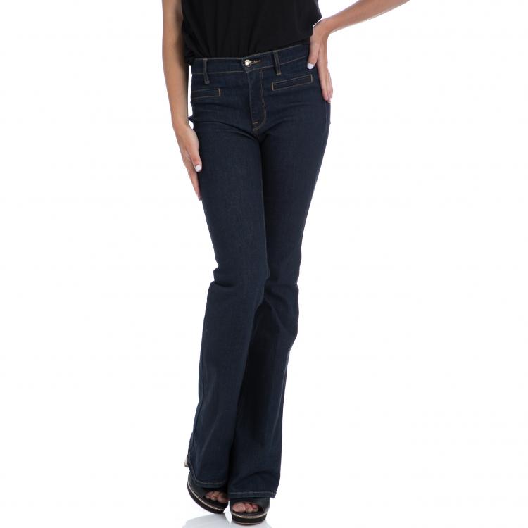 JUICY COUTURE - Γυναικείο jean παντελόνι JUICY DARK RINSE σκούρο μπλε