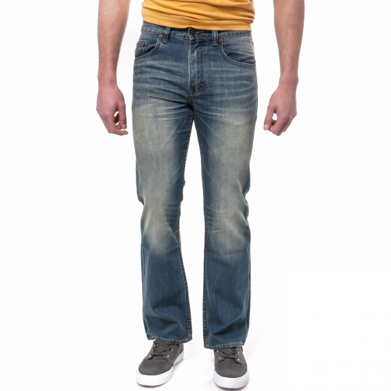 TIMBERLAND - Ανδρικό τζιν παντελόνι TIMBERLAND μπλε