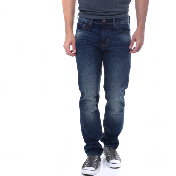 LEVI'S - Ανδρικό τζιν παντελόνι Levi's 511 μπλε