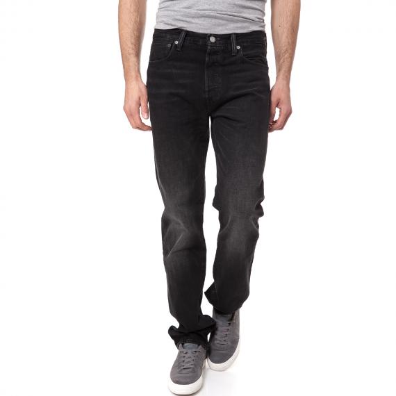 LEVI'S - Ανδρικό τζιν παντελόνι 501 Levi's ORIGINAL FIT μαύρο