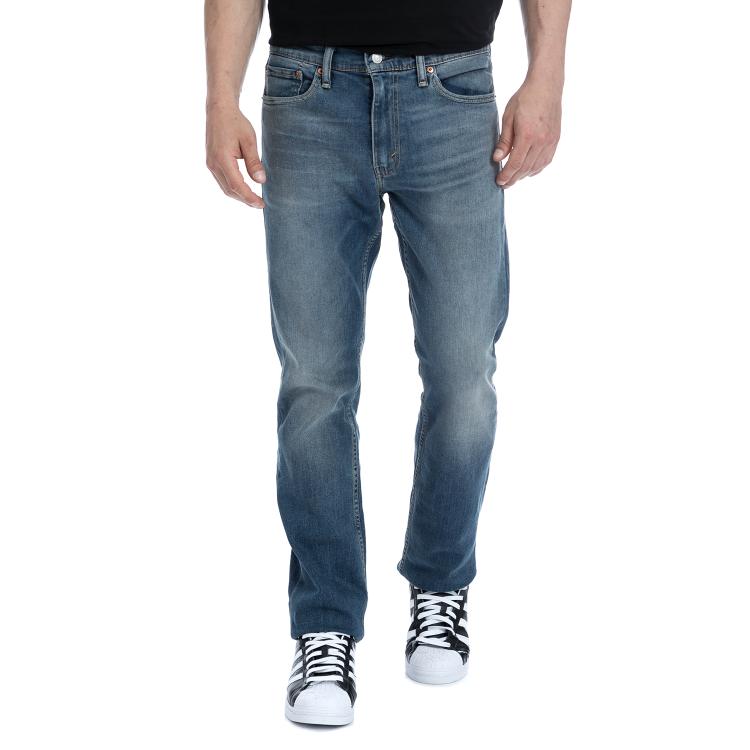 LEVIS - Ανδρικό τζιν παντελόνι 513 Levi's μπλε