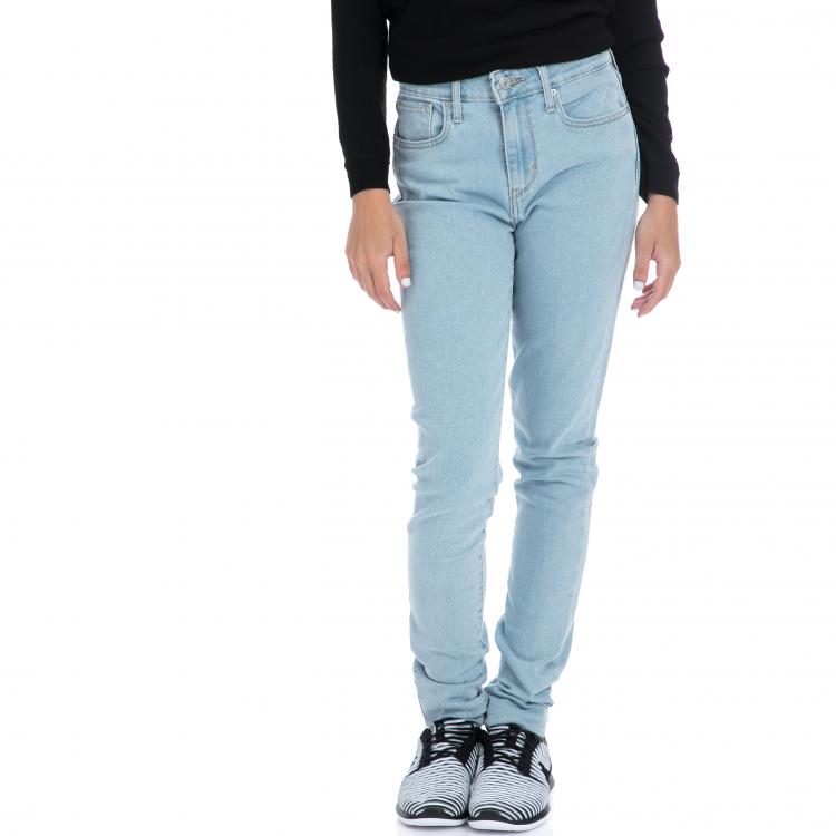 LEVI'S - Γυναικειο τζιν παντελόνι Levi's 721 HIGH RISE SKINNY μπλε
