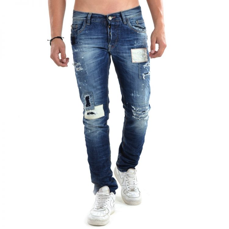 Brokers Jeans-16017-506-3240-Denim