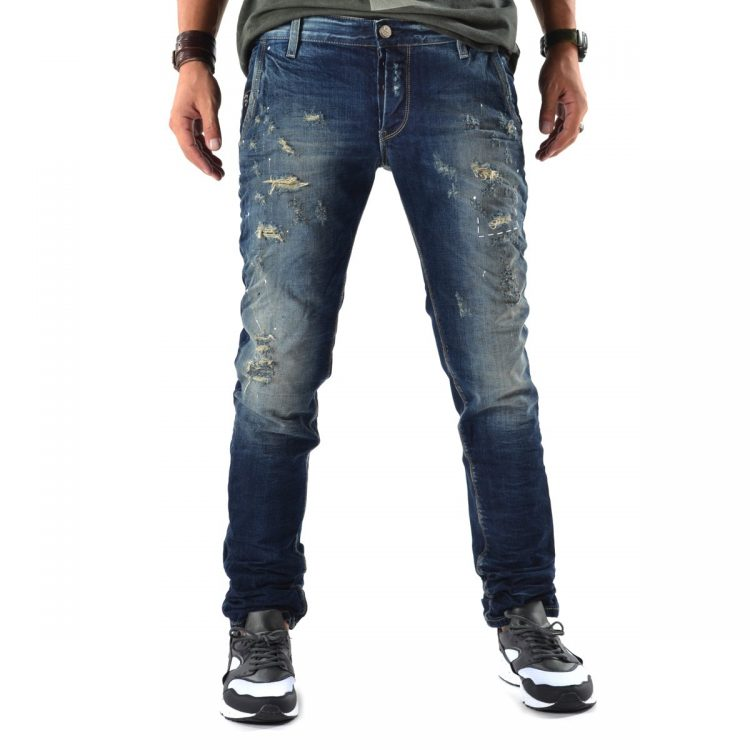 Jean Brokers 16517-514-3554-DENIM
