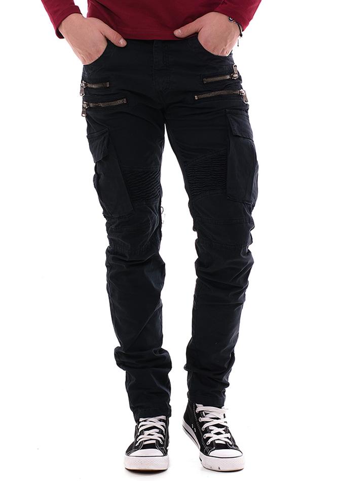 Ανδρικό Jean Παντελόνι YES Design Black
