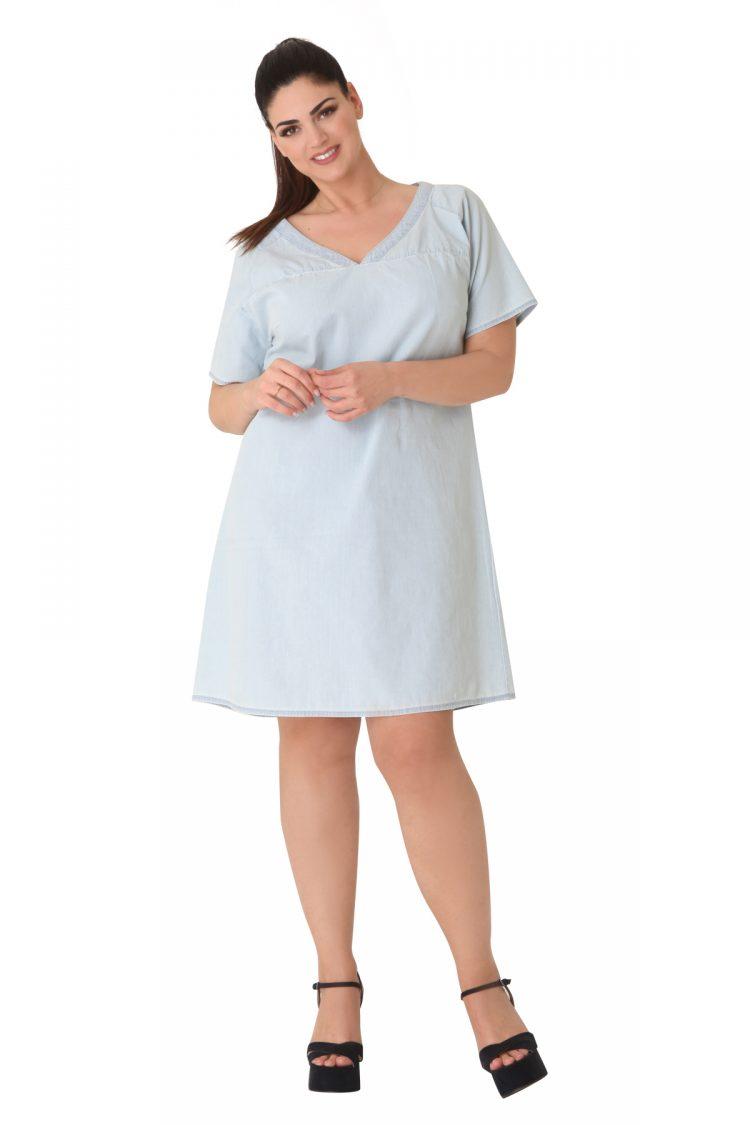 Φόρεμα Denim