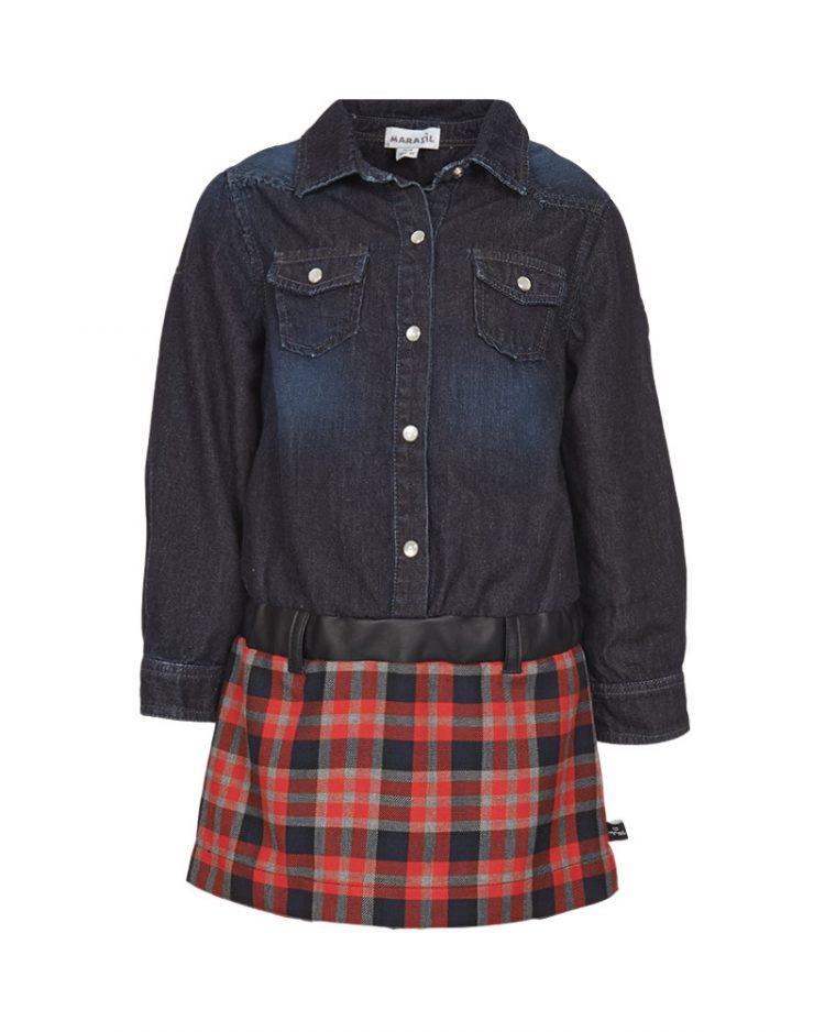 Παιδικό chemise φόρεμα