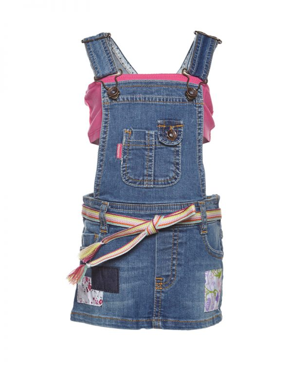 Παιδικό φόρεμα με τοπ