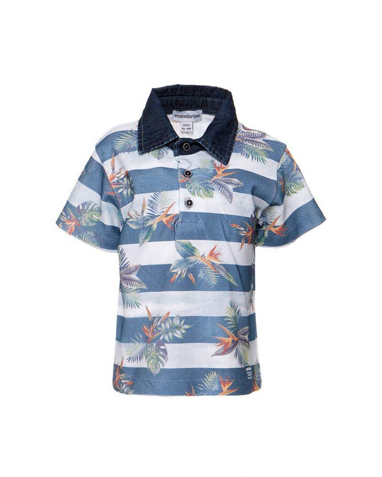 Παιδική μπλούζα polo