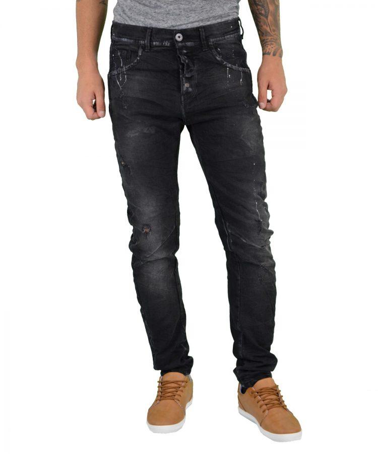 Cosi μαύρο παντελόνι 48 Dean 2